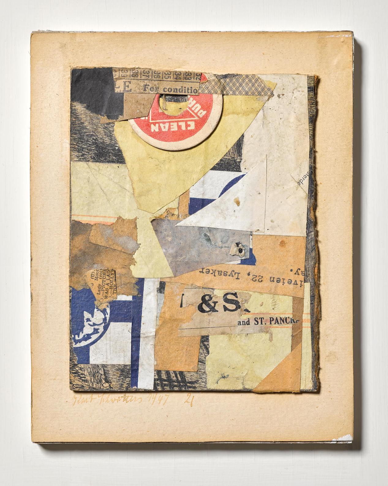 Kurt Schwitters-21-1947