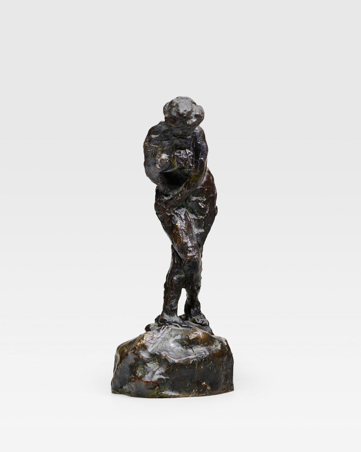 Antoine Bourdelle-Eve, Etude-1960