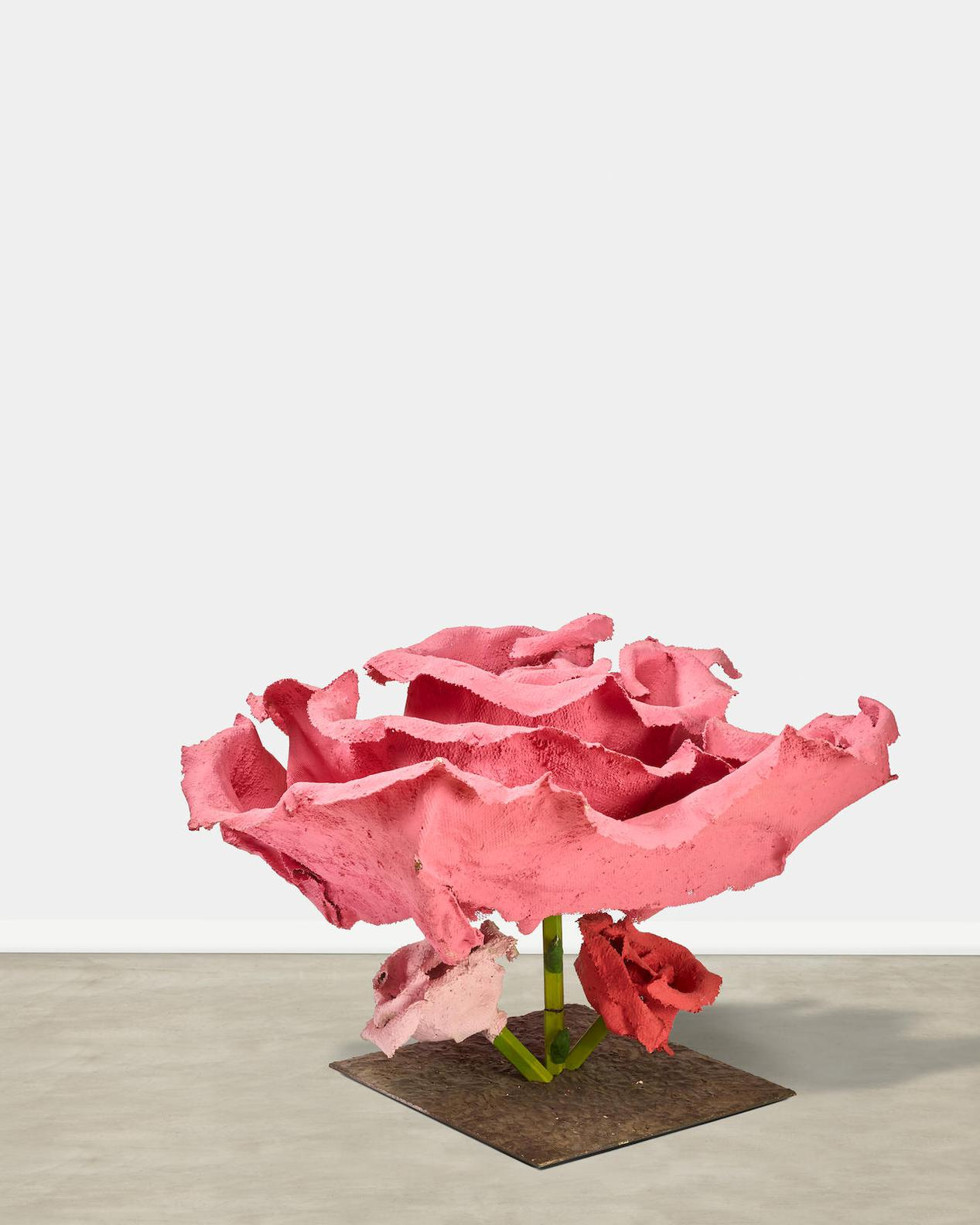 Will Ryman-Untitled (Rose 28)-2009