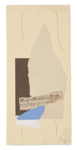 Robert Motherwell-Cabaret No. 11-1974