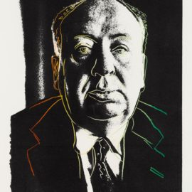 Andy Warhol-Alfred Hitchcock (F./S. Lllb.14)-1983