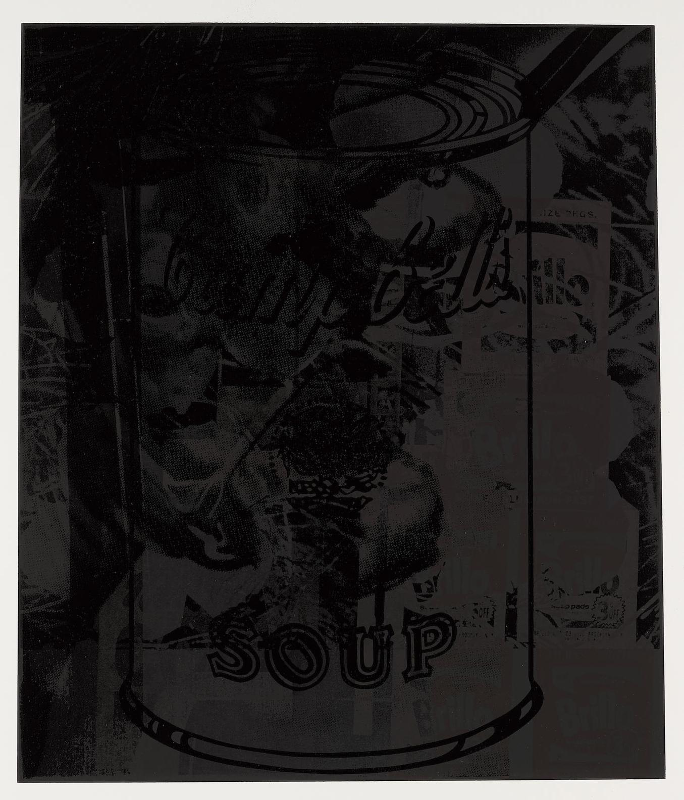 Andy Warhol-Untitled 12; From The Portfolio For Meyer Schapiro (F./S.Ll.120)-1974