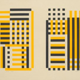 Josef Albers-Ea (D. 222)-1973