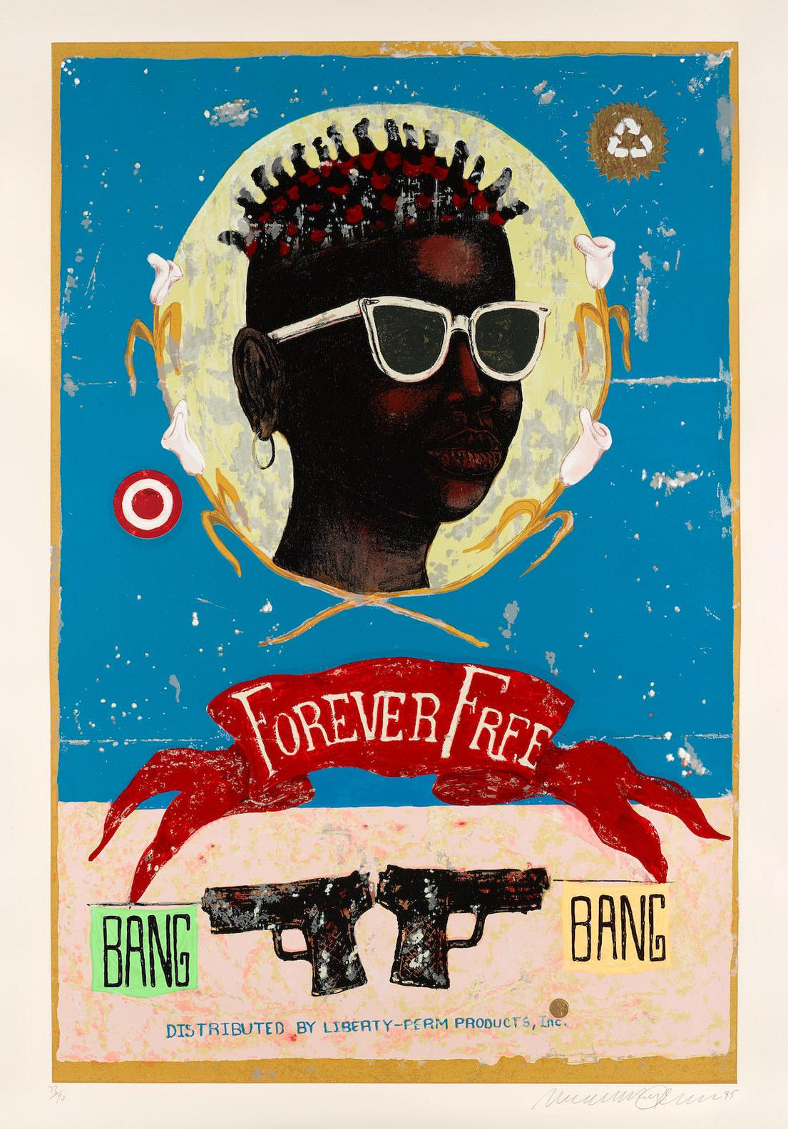 Michael Ray Charles-Forever Free-1995