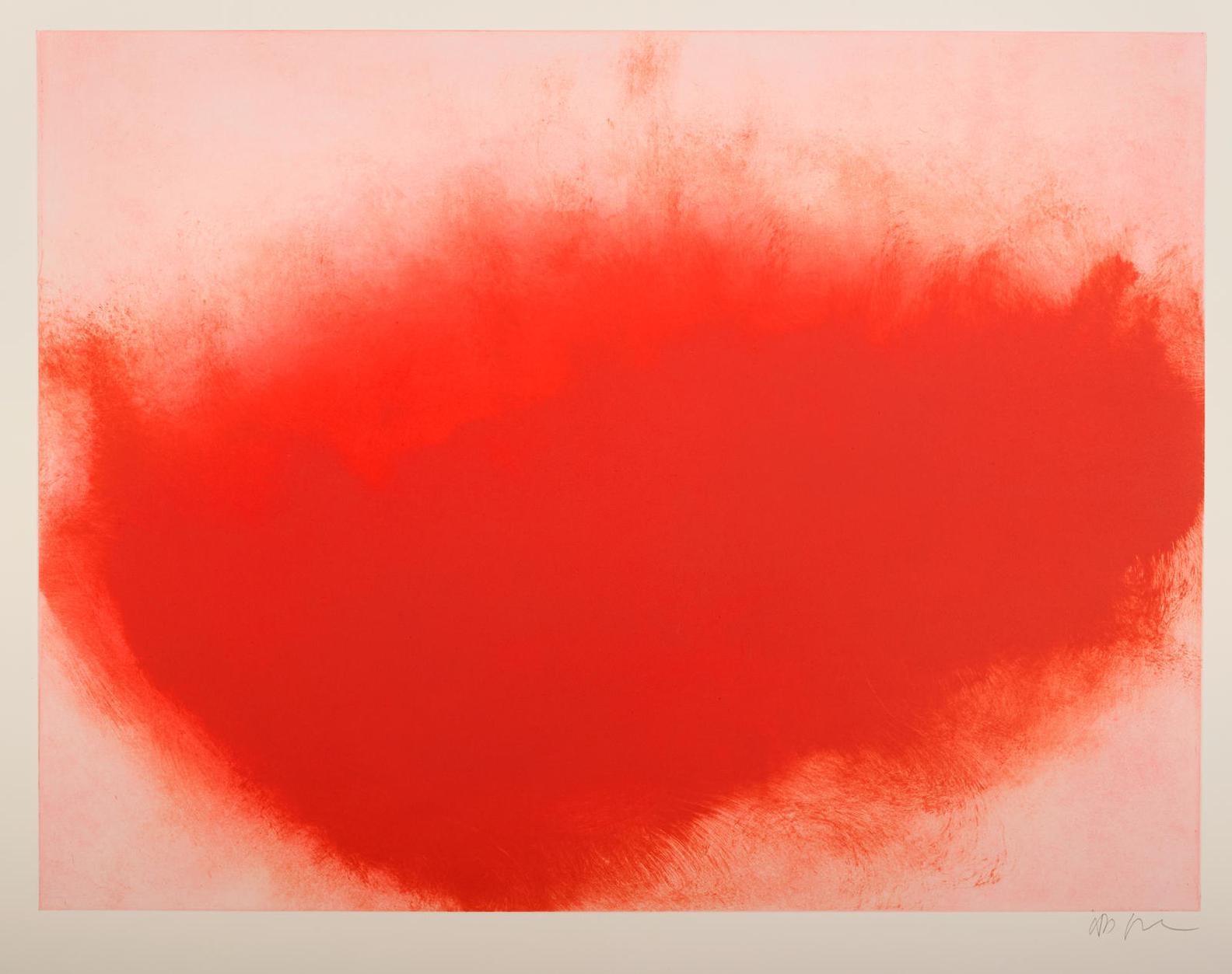 Anish Kapoor-Untitled 7, From 12 Etchings-2007