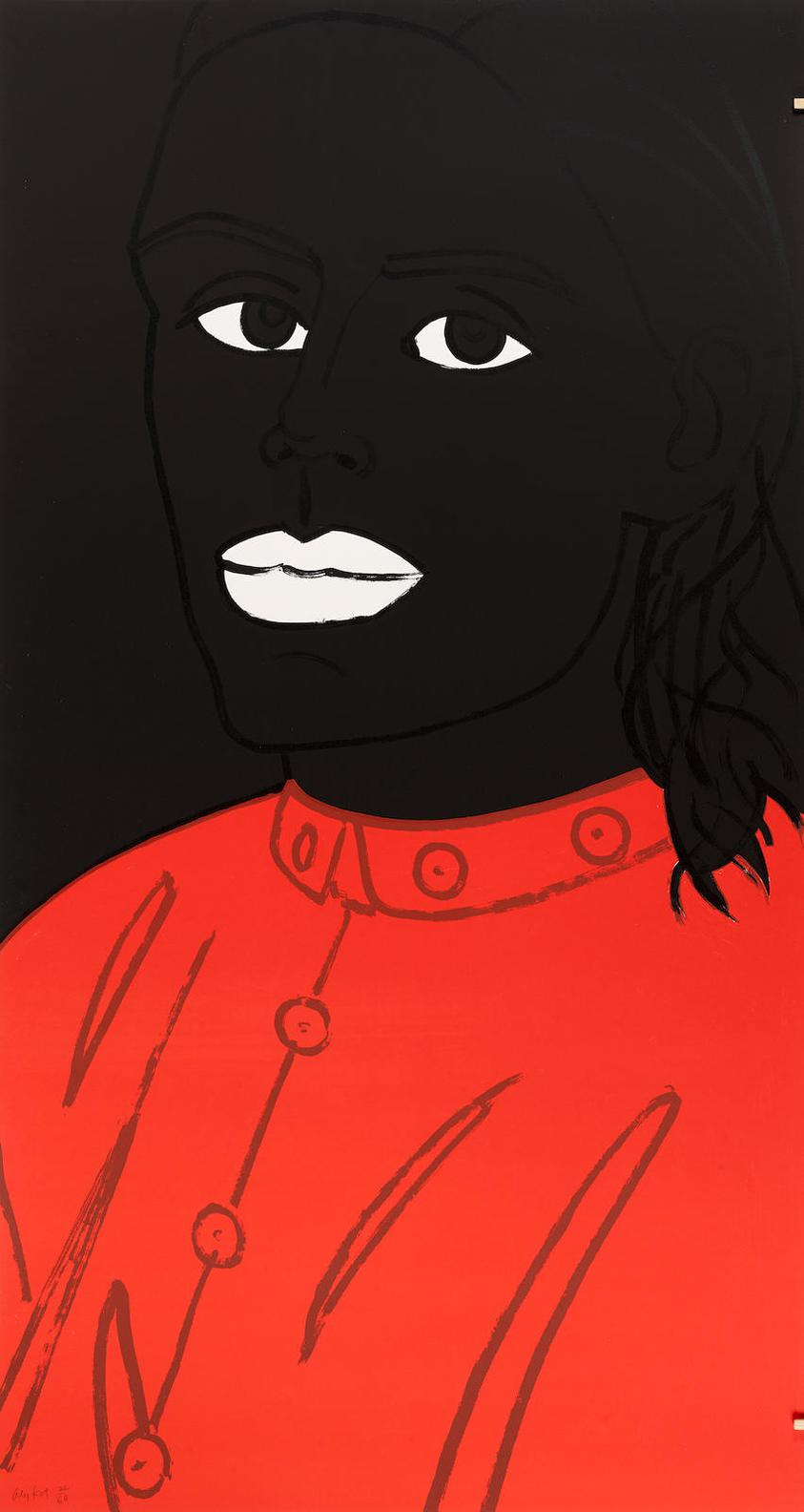 Alex Katz-The Emperor Jones-2006