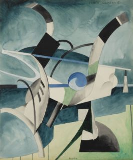 Francis Picabia-Force Comique-1914