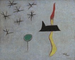 Joan Miro-Peinture-1927