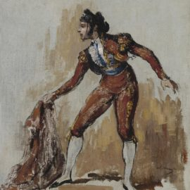 Edouard Manet-Jeune Homme En Costume De Toreador-1862