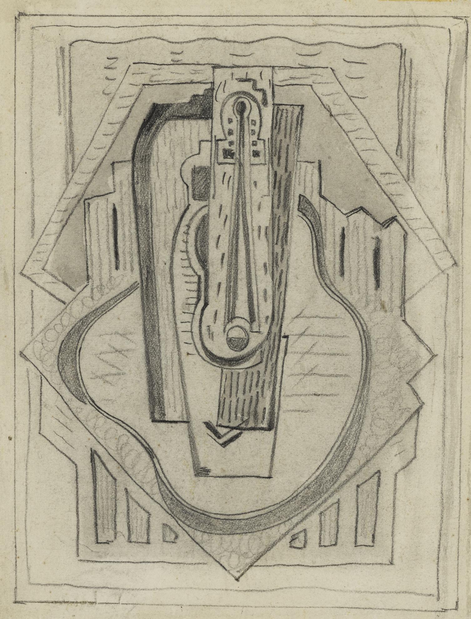 Albert Gleizes-Composition-1923