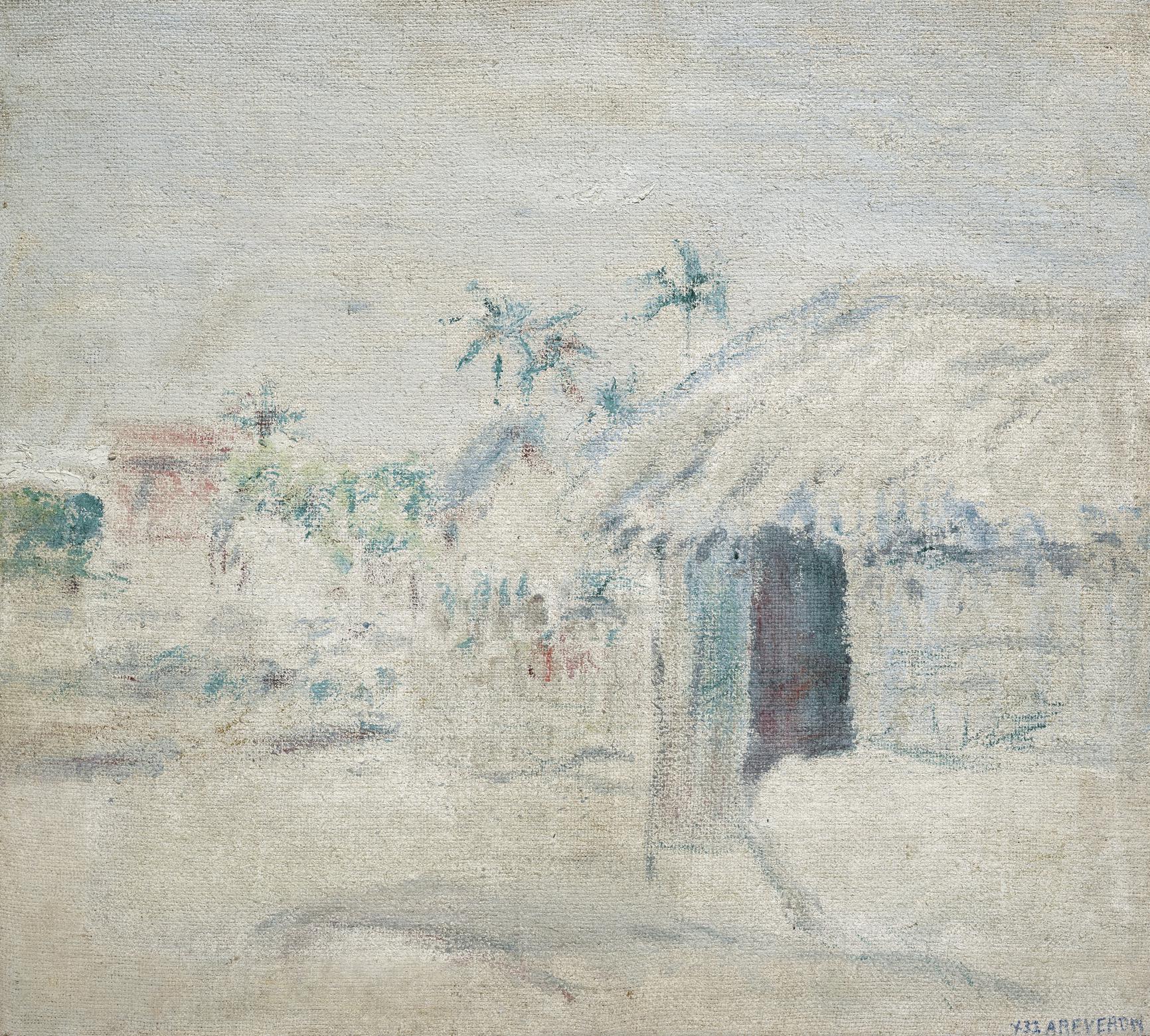 Armando Reveron-Ranchos-1933