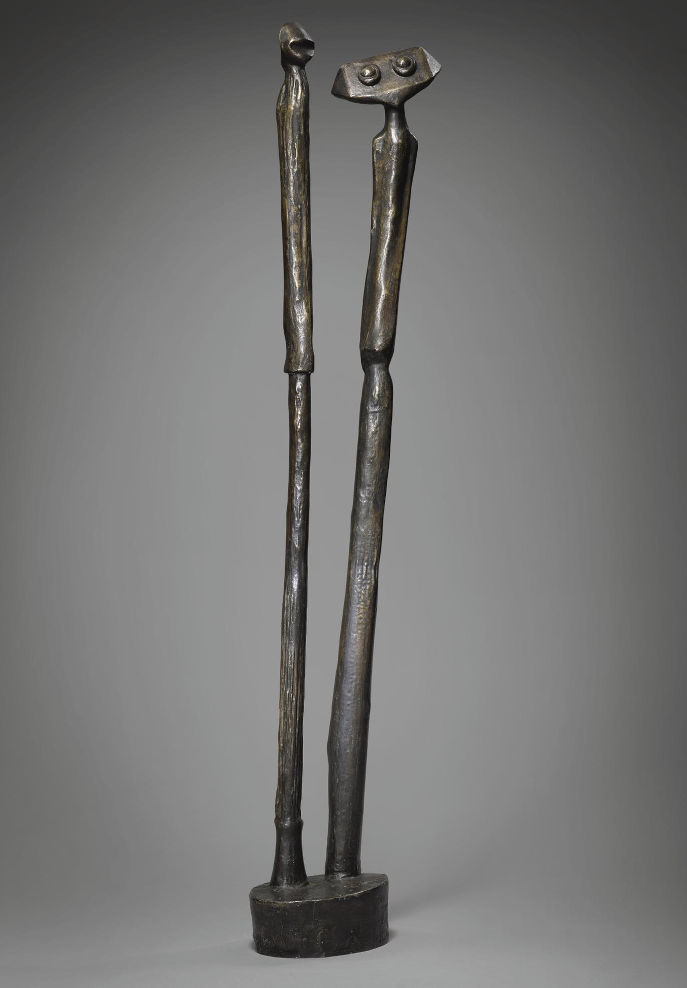 Max Ernst-Les Asperges De La Lune-1935