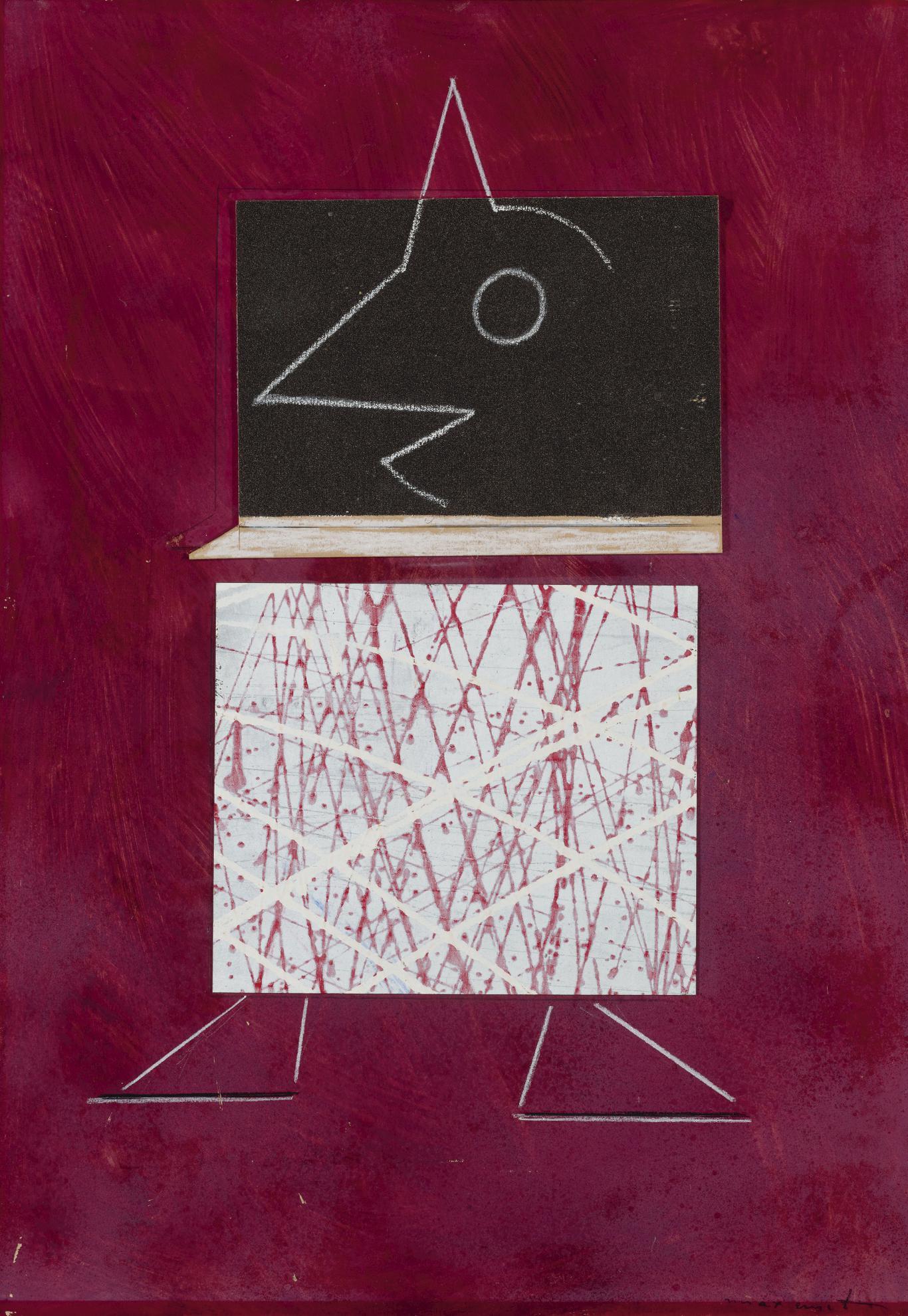 Max Ernst-Enfant De Choeur-1968