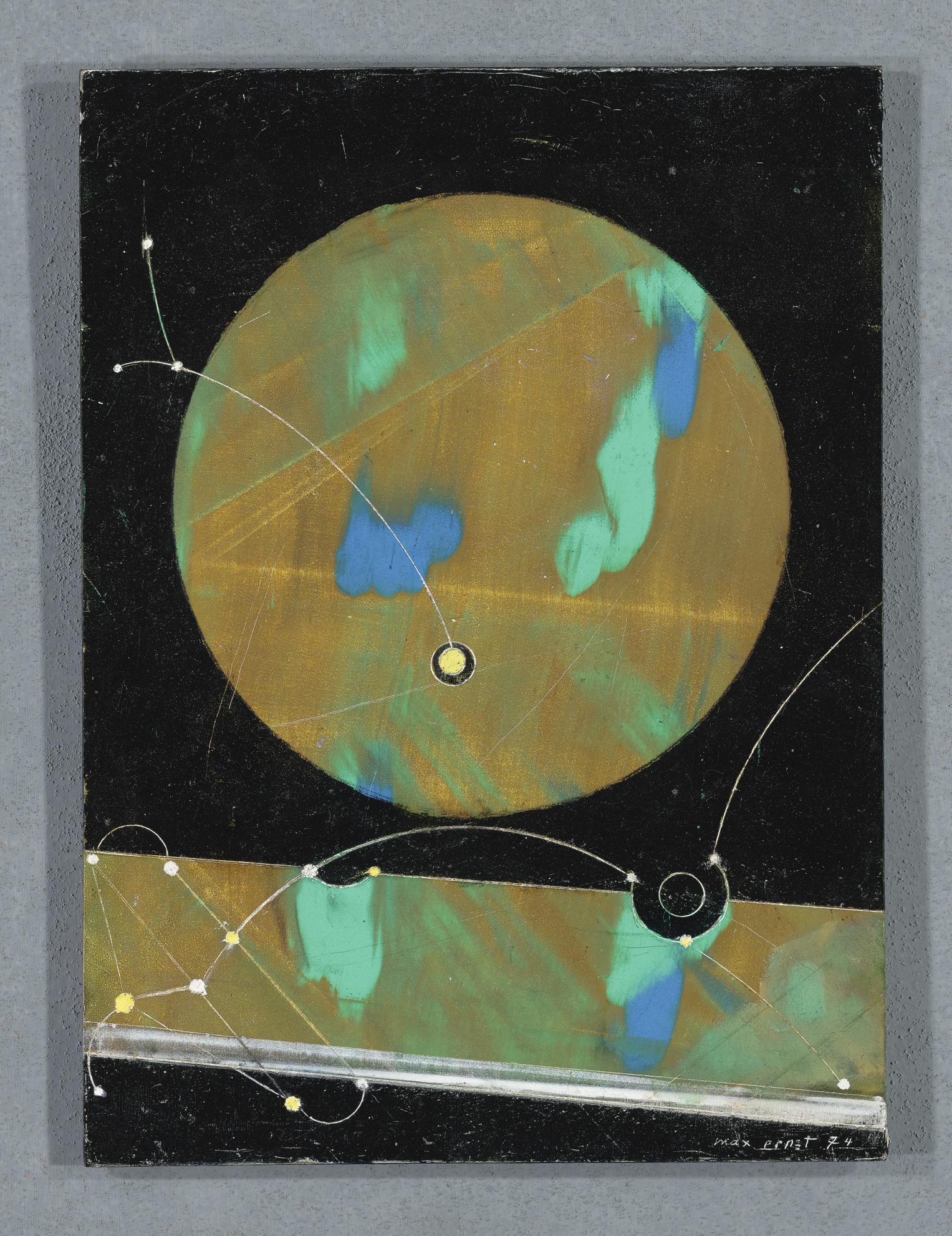 Max Ernst-Configuration-1974