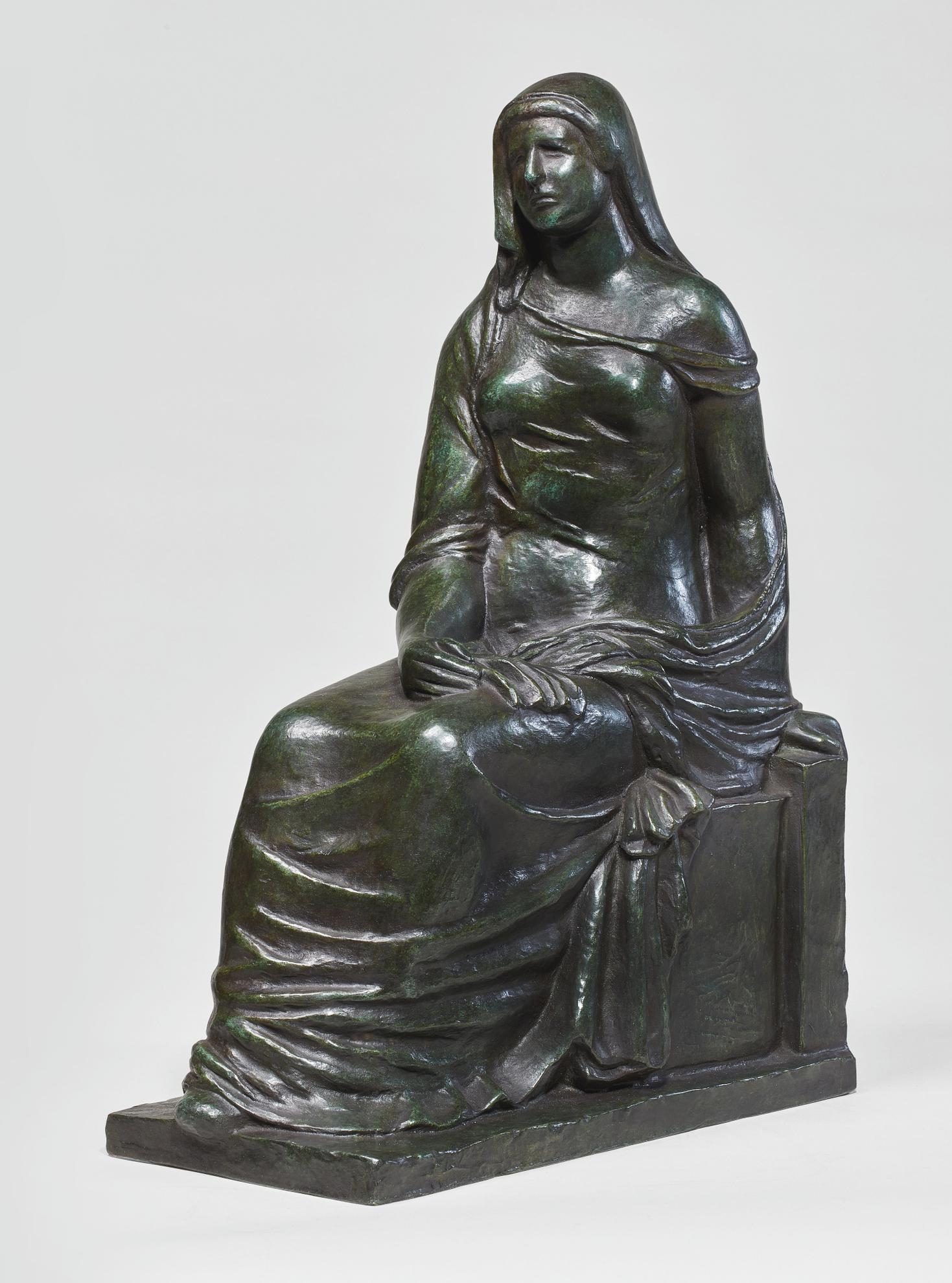 Aristide Maillol-Monument De Bale-1921