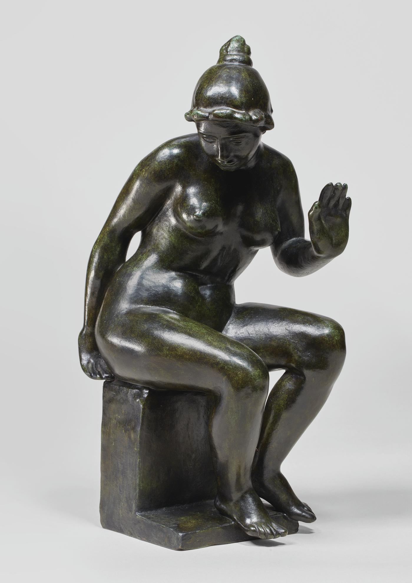 Aristide Maillol-Leda-1900
