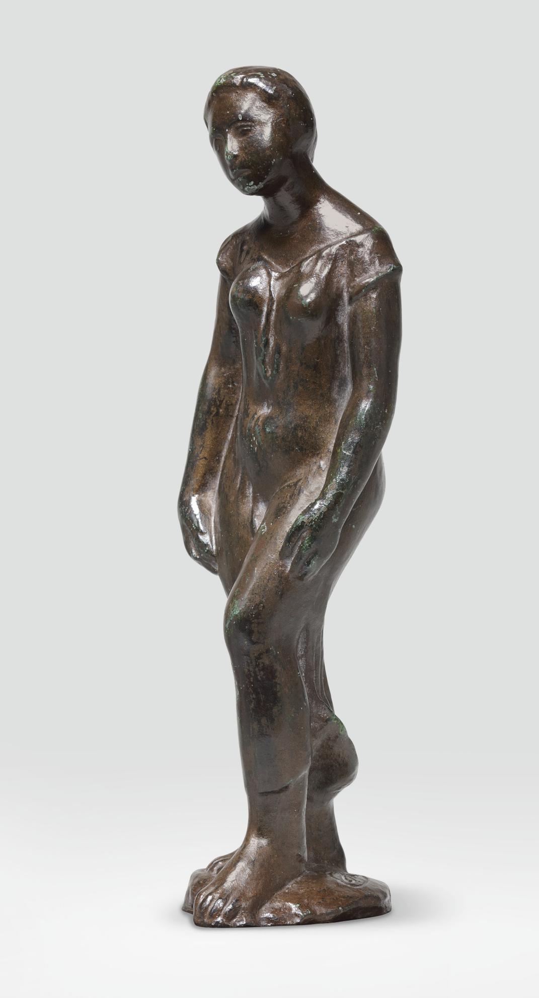 Aristide Maillol-La Bergere-1897