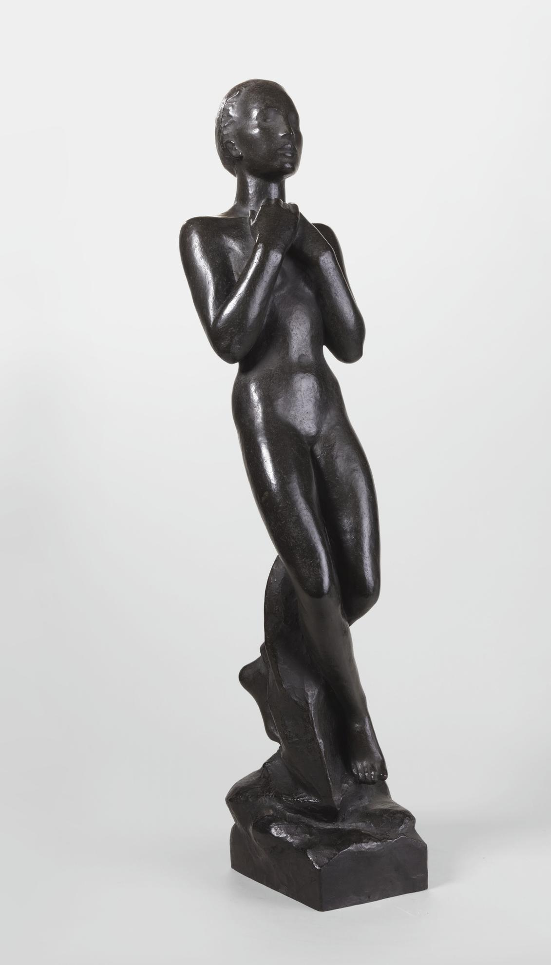 Georg Kolbe-Auferstehung (Resurrection)-1920