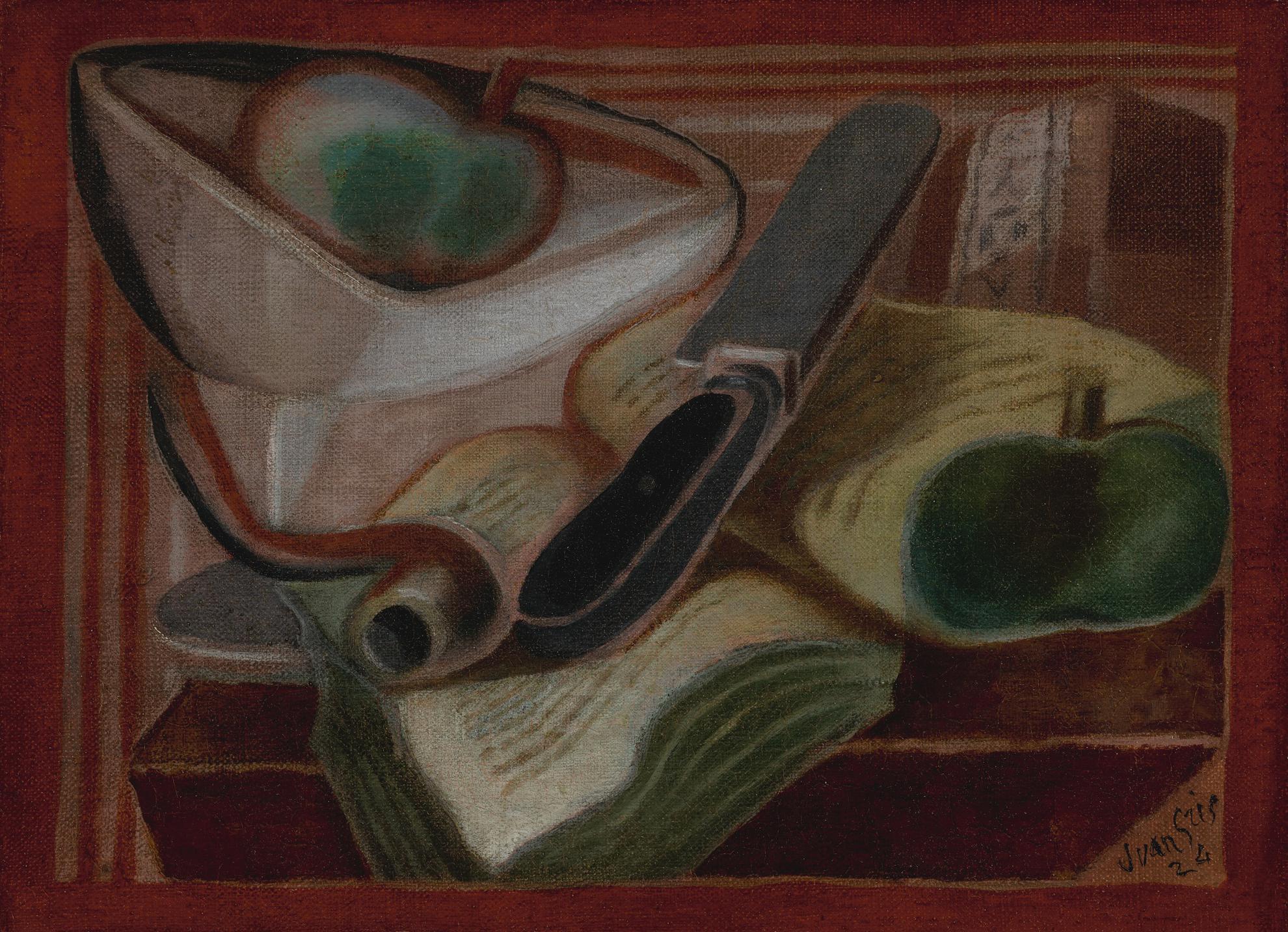 Juan Gris-Le Livre-1924