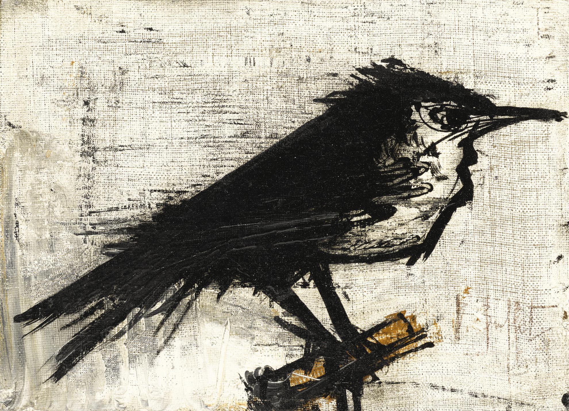 Bernard Buffet-Oiseau-1963