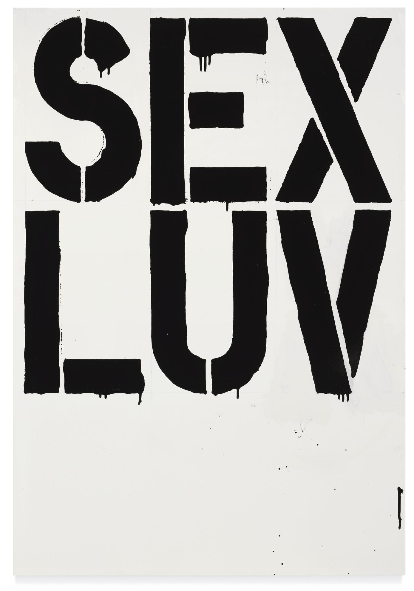 Christopher Wool-Untitled-1992