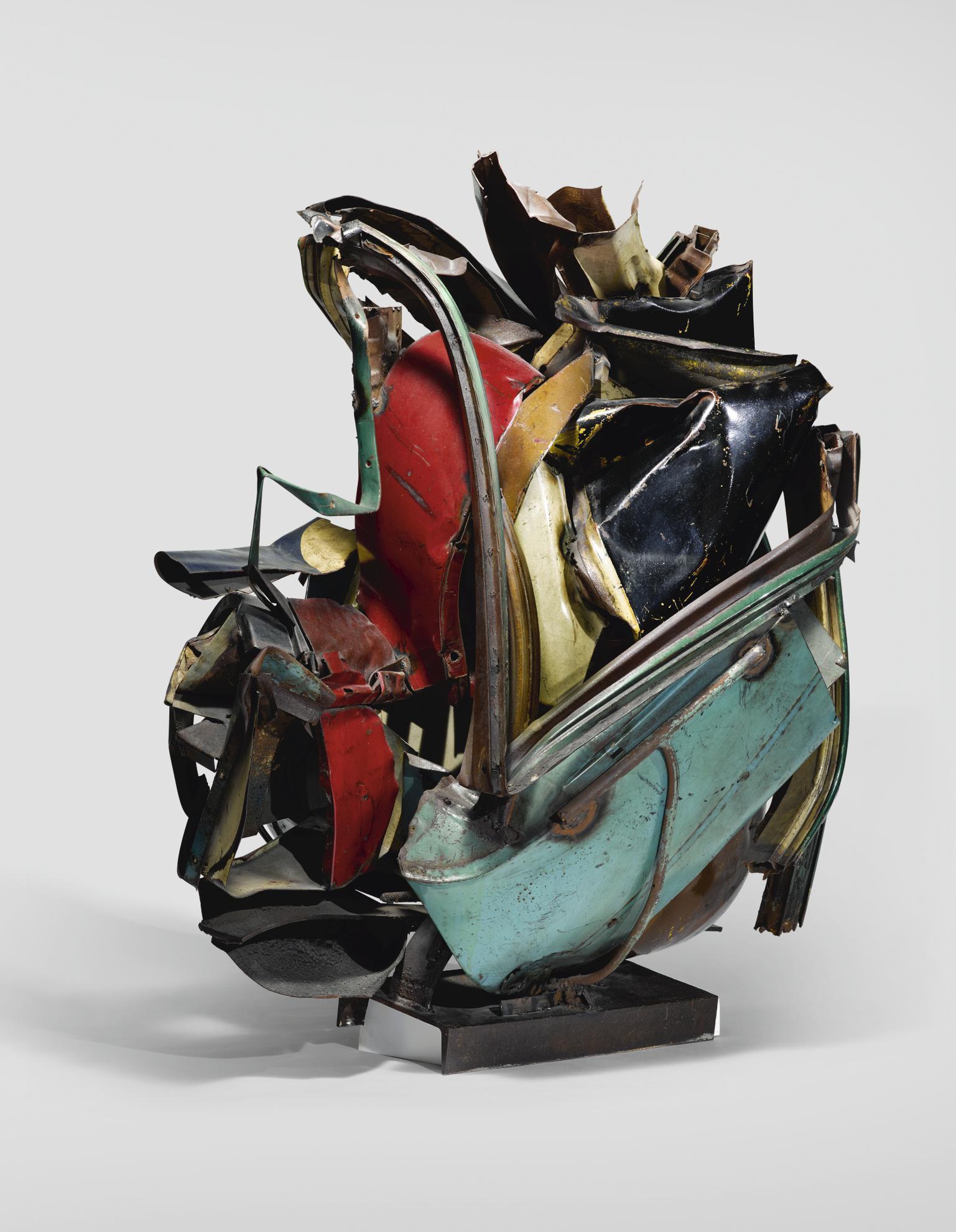 John Chamberlain-Nutcracker-1958