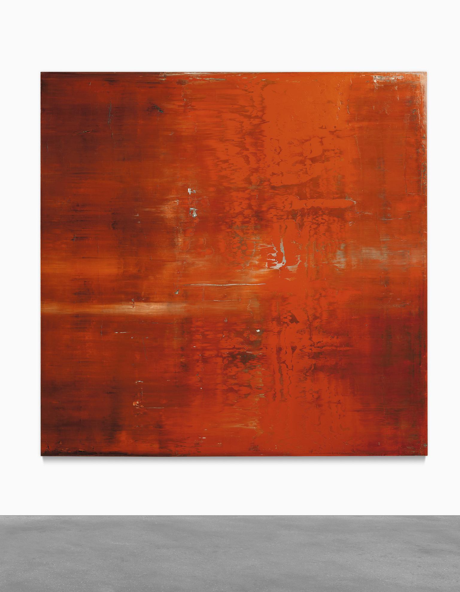 Gerhard Richter-Abstraktes Bild-1991