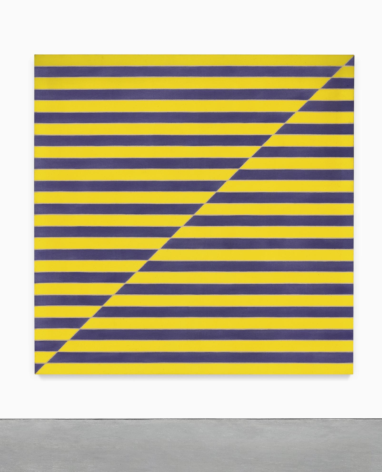 Frank Stella-Agadir I-1964