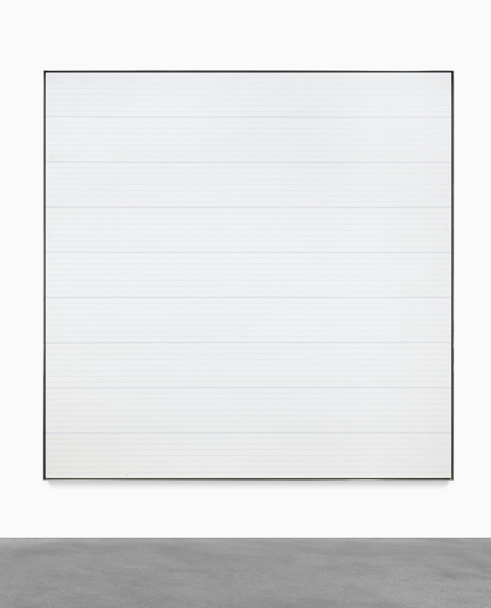 Agnes Martin-Untitled #3-1989