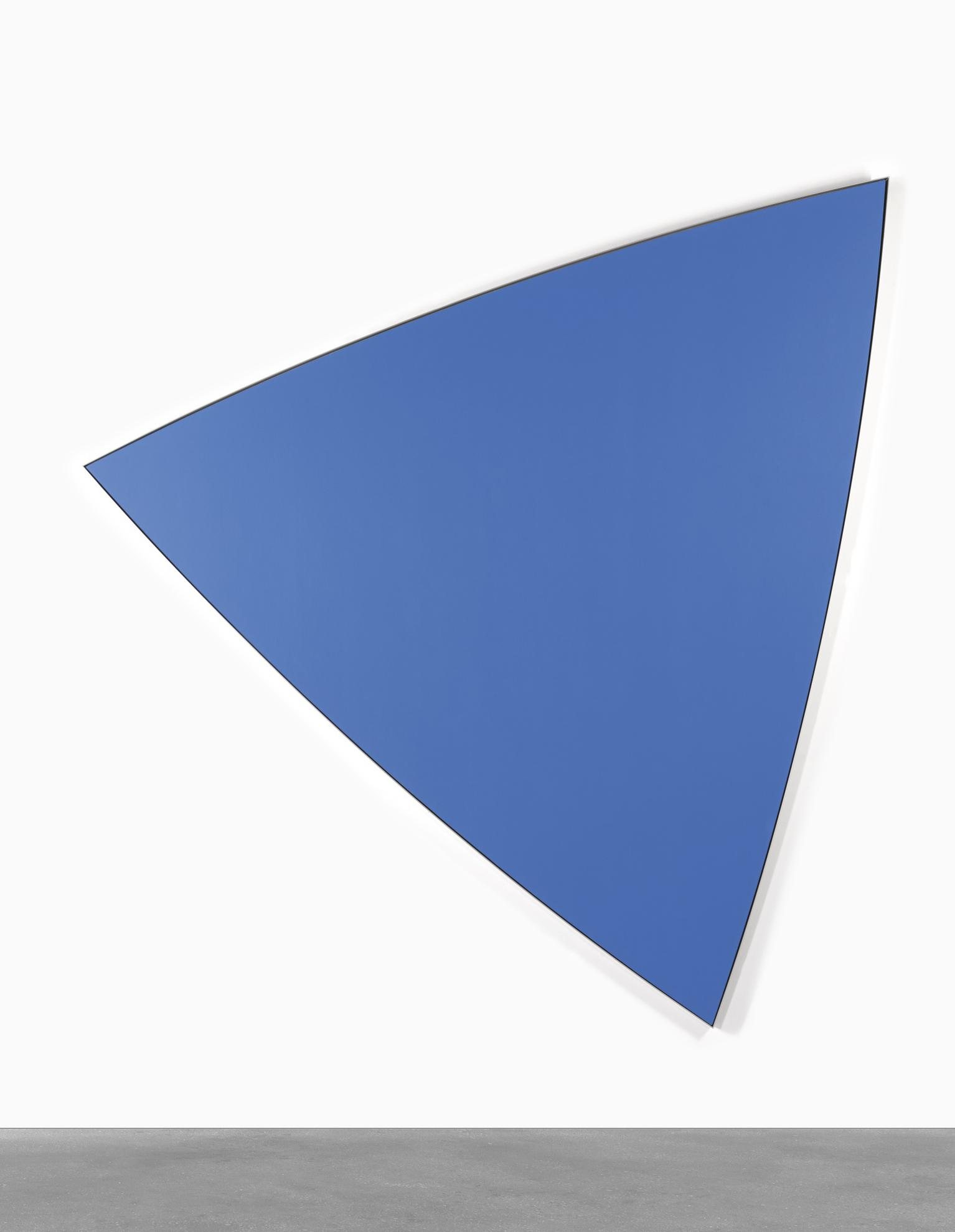 Ellsworth Kelly-Blue Panel-1986