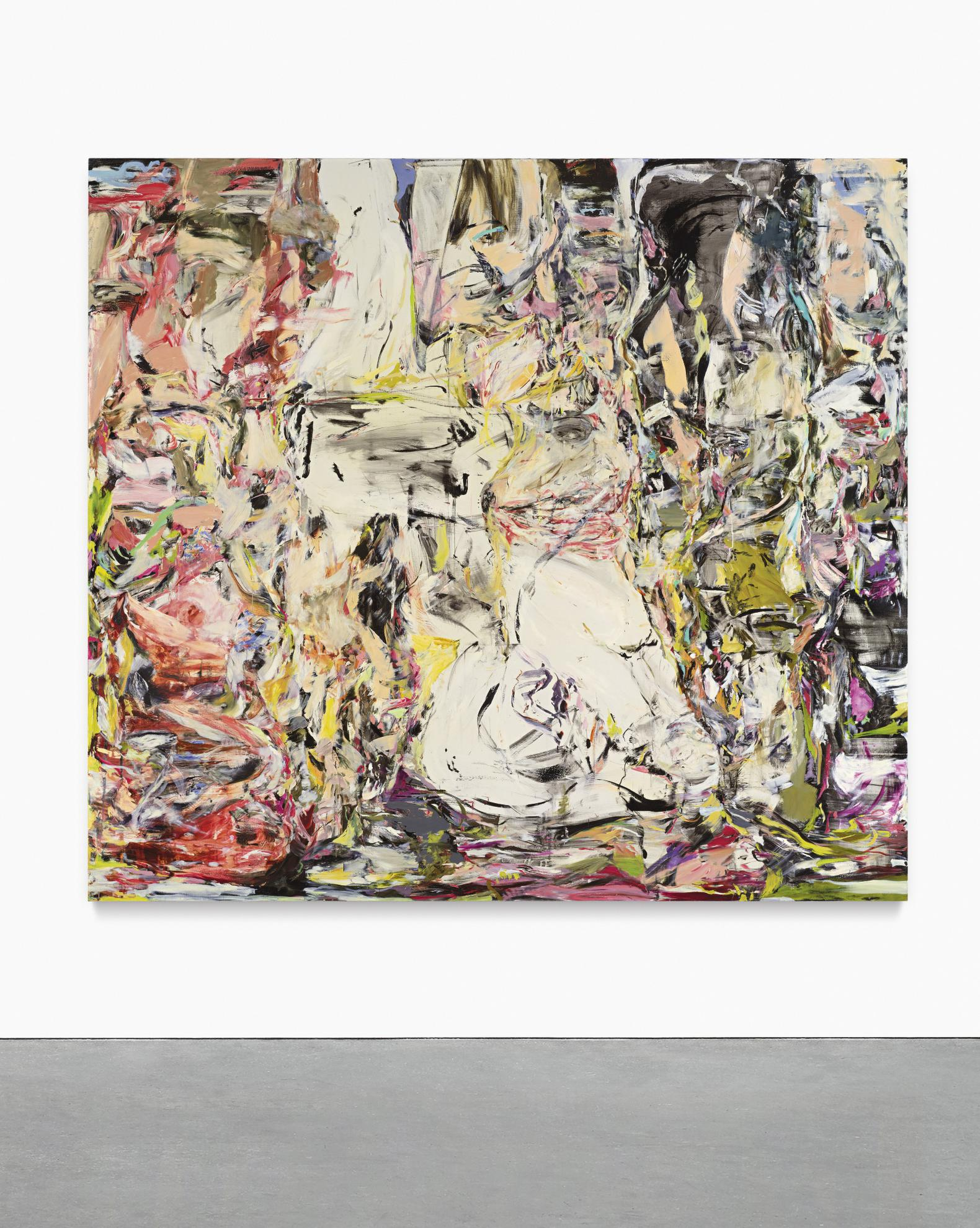 Cecily Brown-Suddenly Last Summer-1999