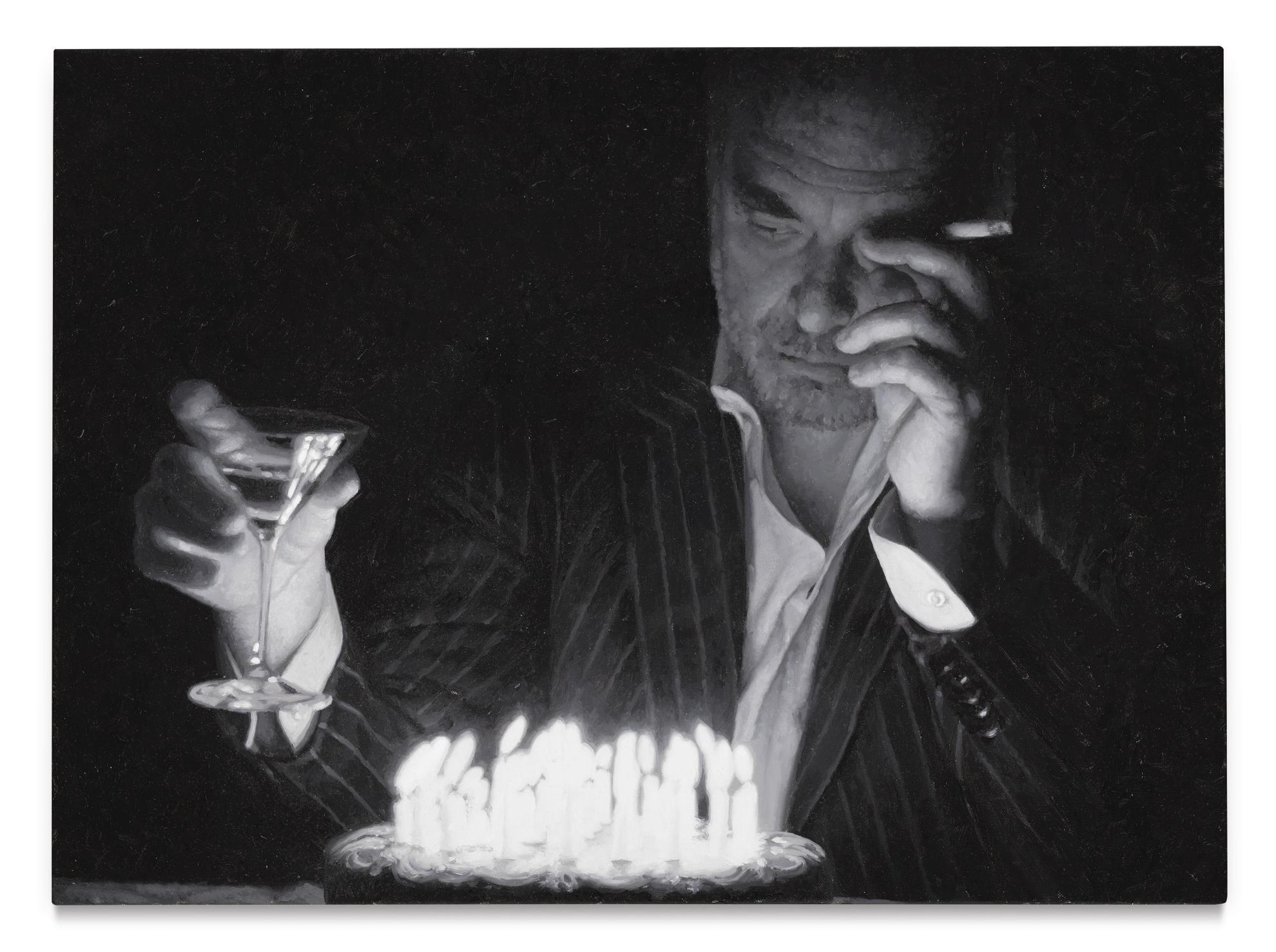 Rudolf Stingel-Untitled (Bolego)-2006