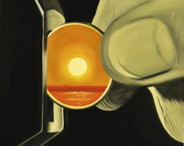 James Rosenquist-Beach Call 5 Minutes Later-1979