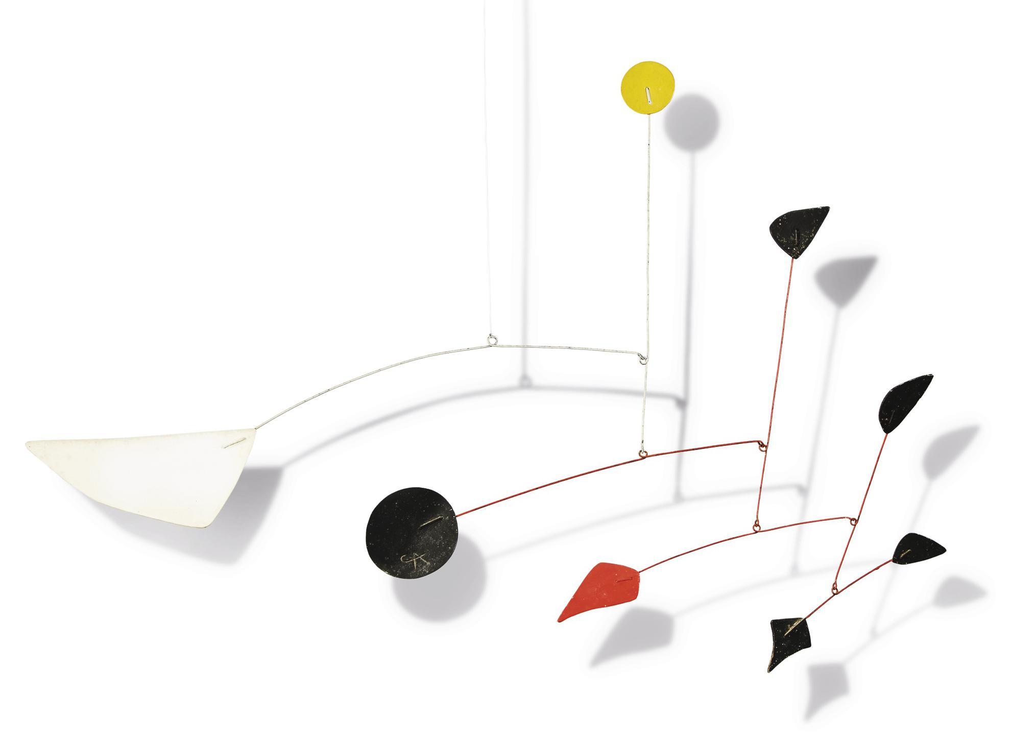 Alexander Calder-Small One-1960