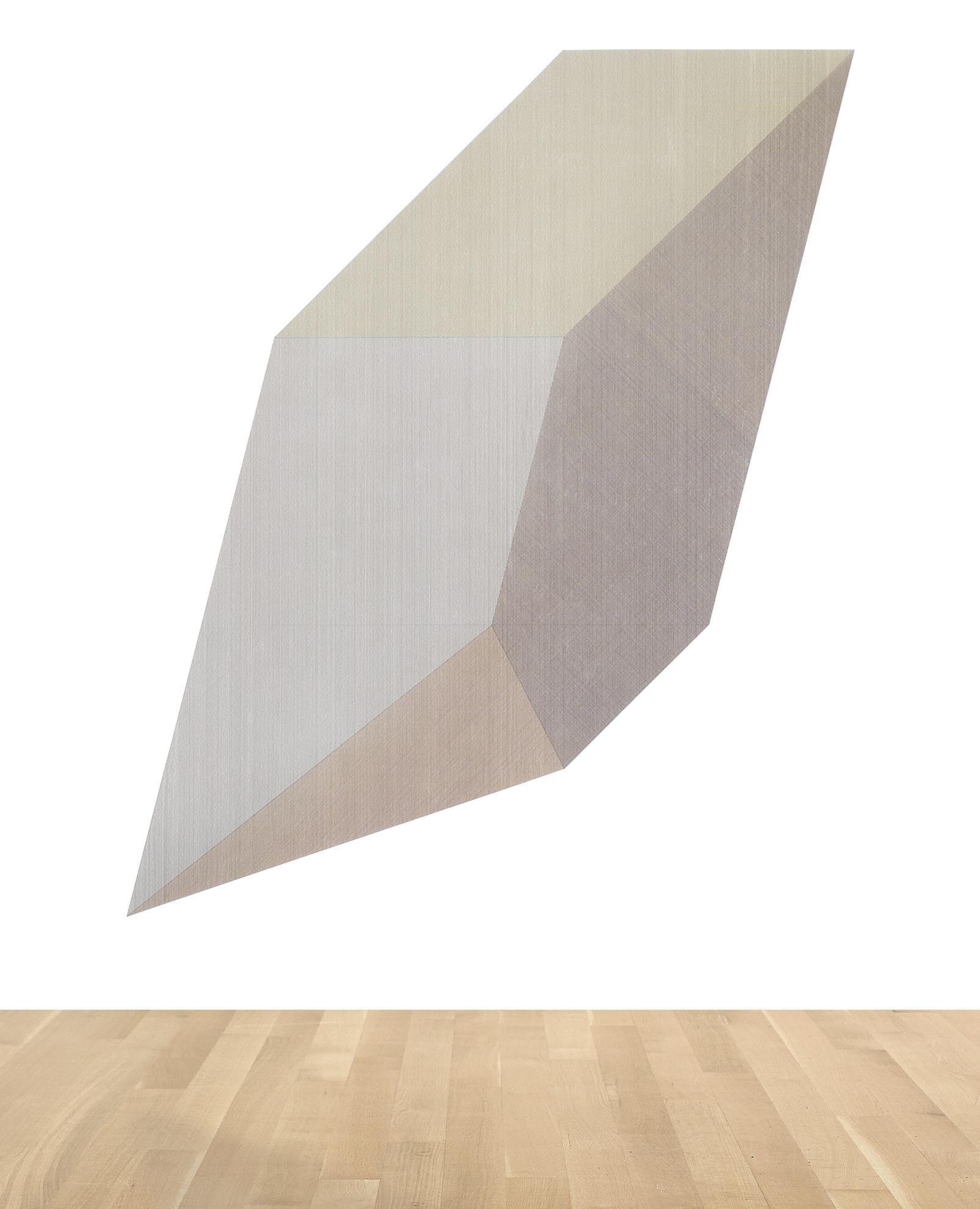Sol LeWitt-Wall Drawing #533-1987