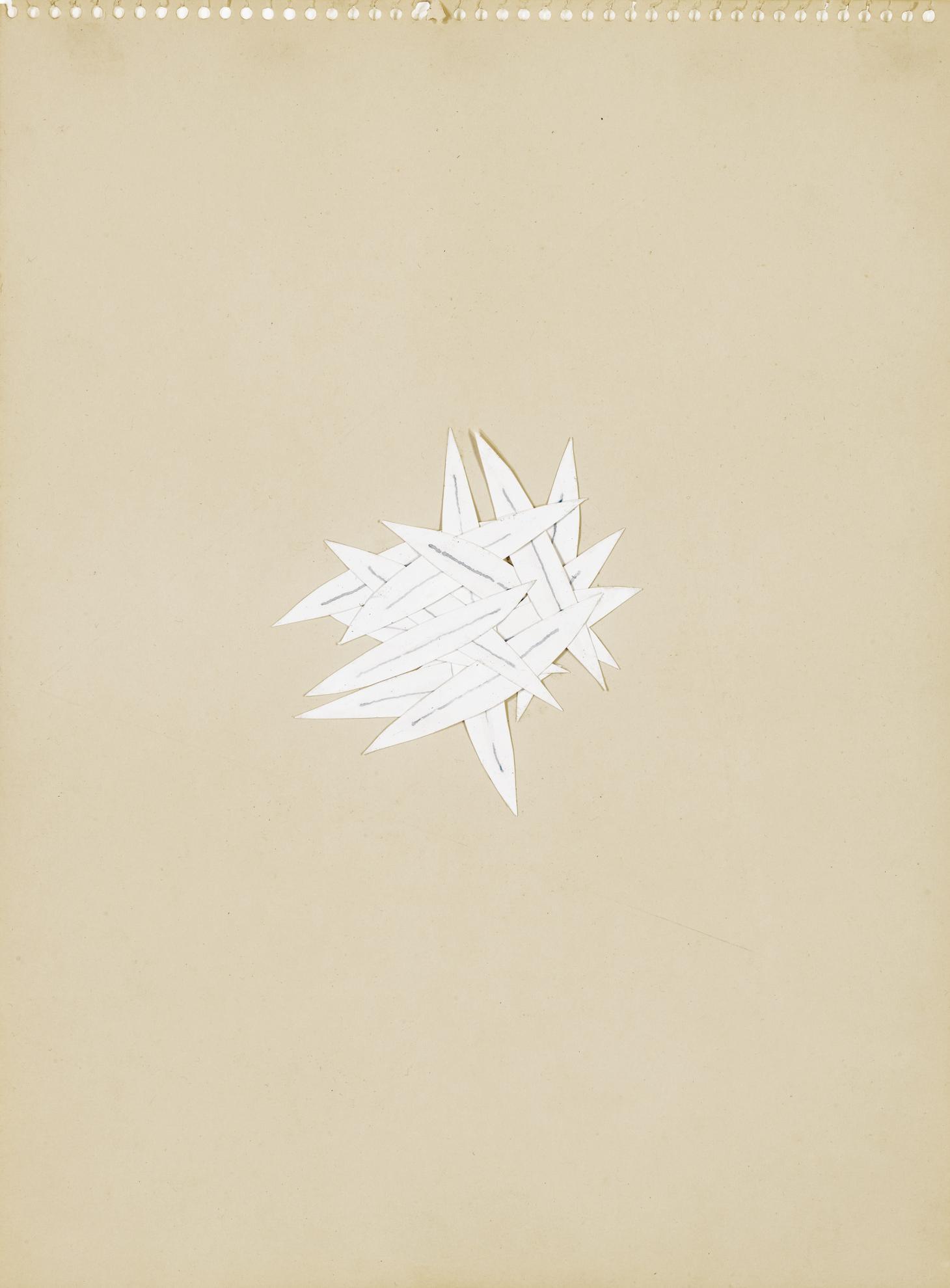 Richard Tuttle-Untitled-1971