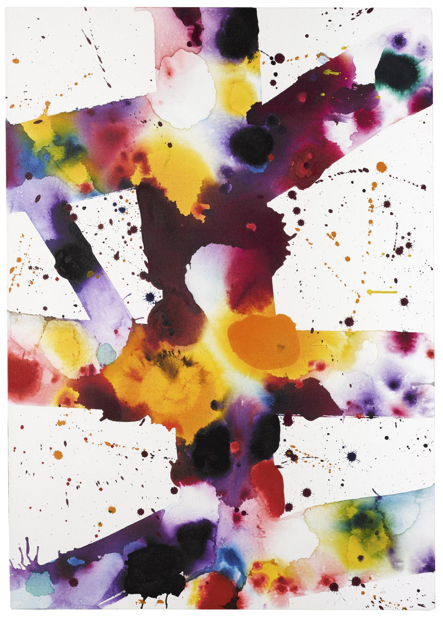 Sam Francis-Untitled-1973