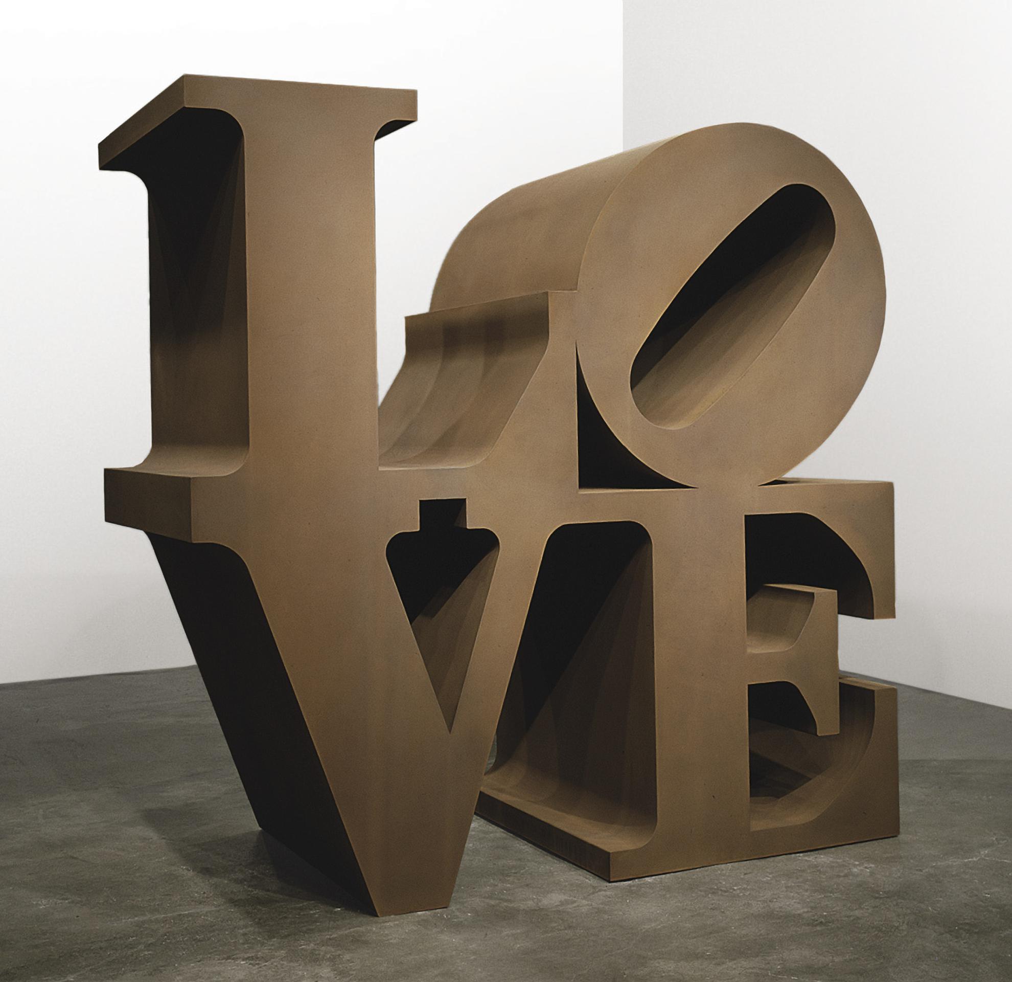 Robert Indiana-Love-1999