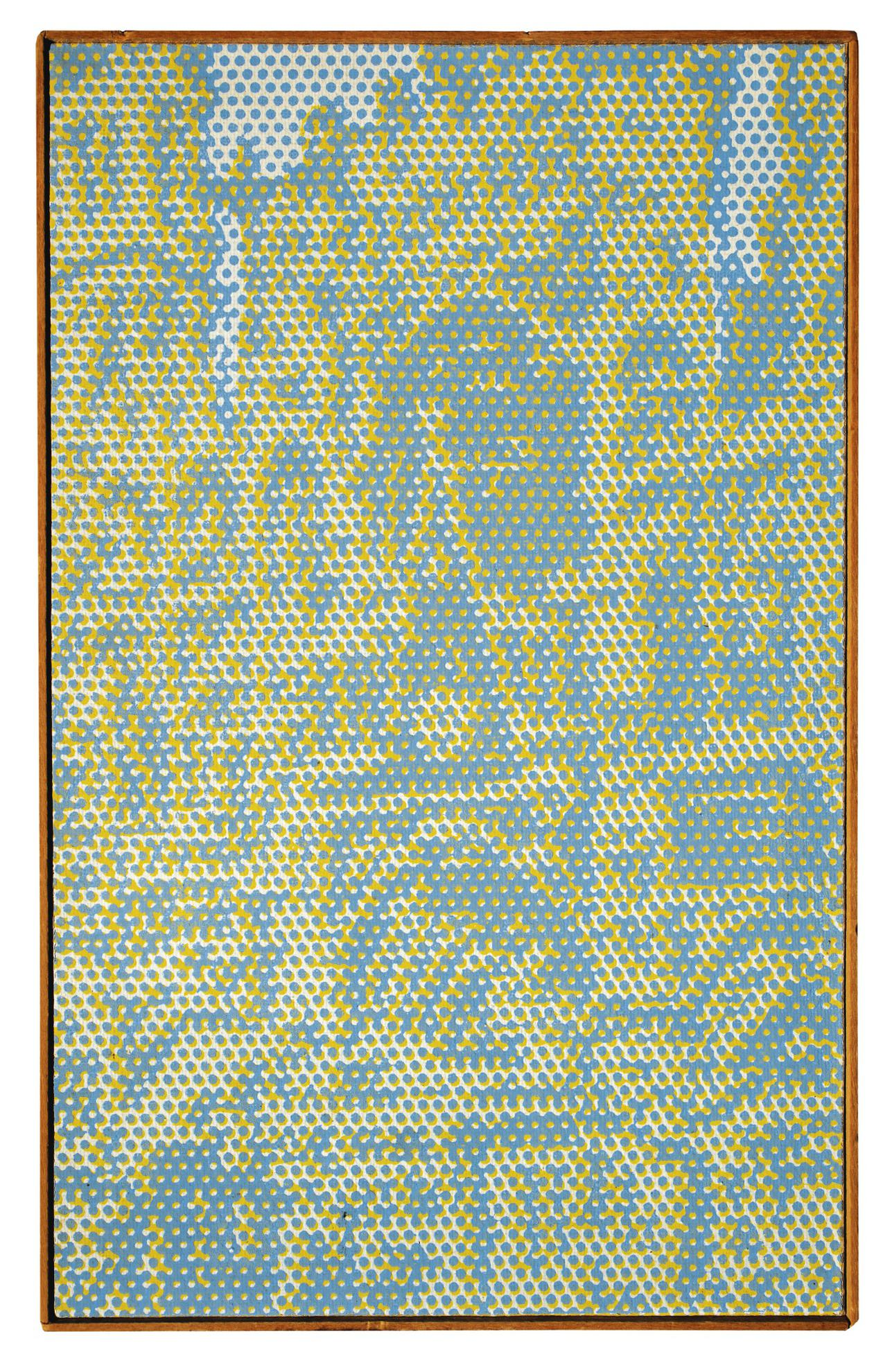 Richard Pettibone-Roy Lichtenstein, Rouen Cathedral-1969