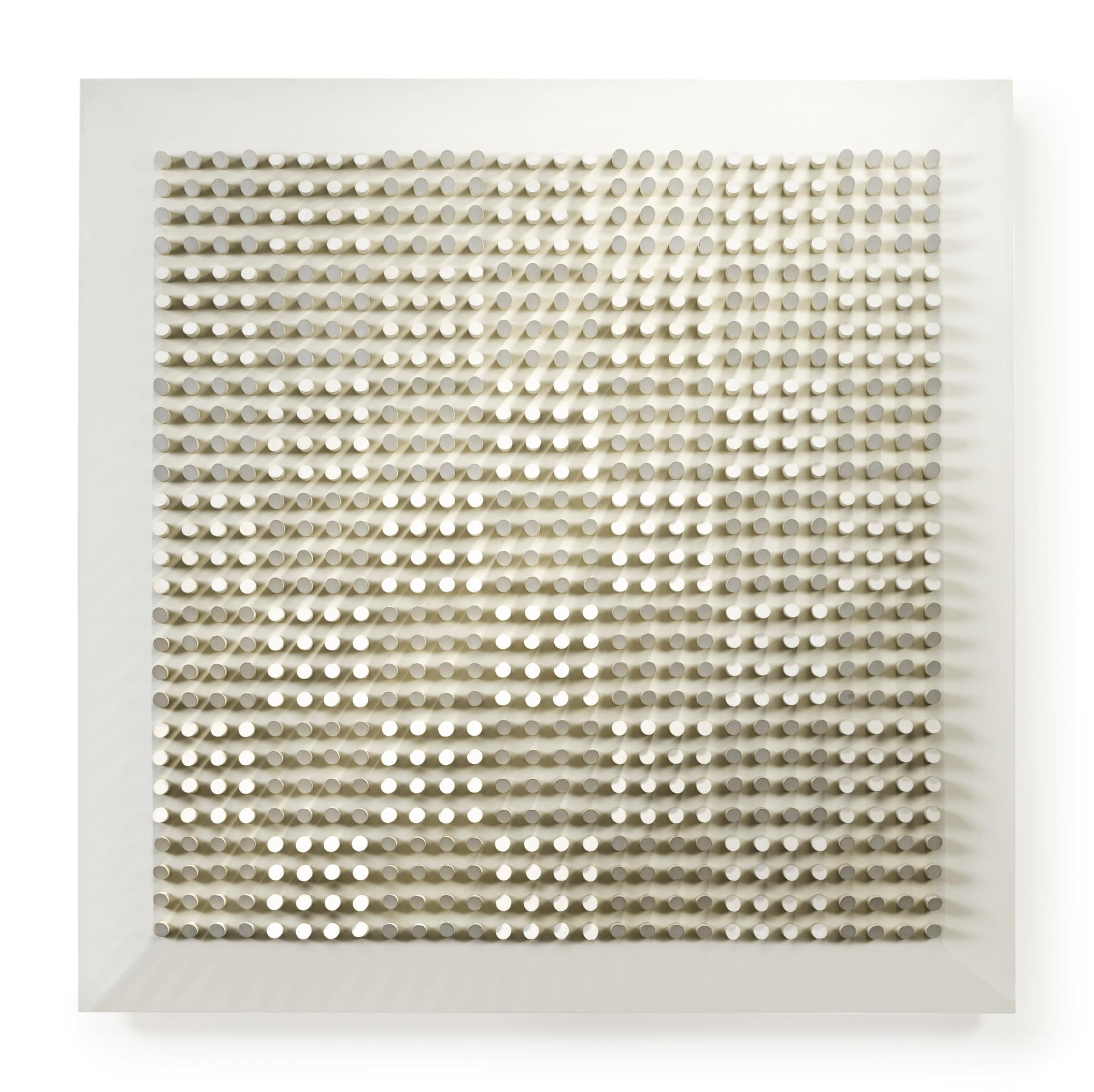 Luis Tomasello-Objet Plastique No. 134-1964