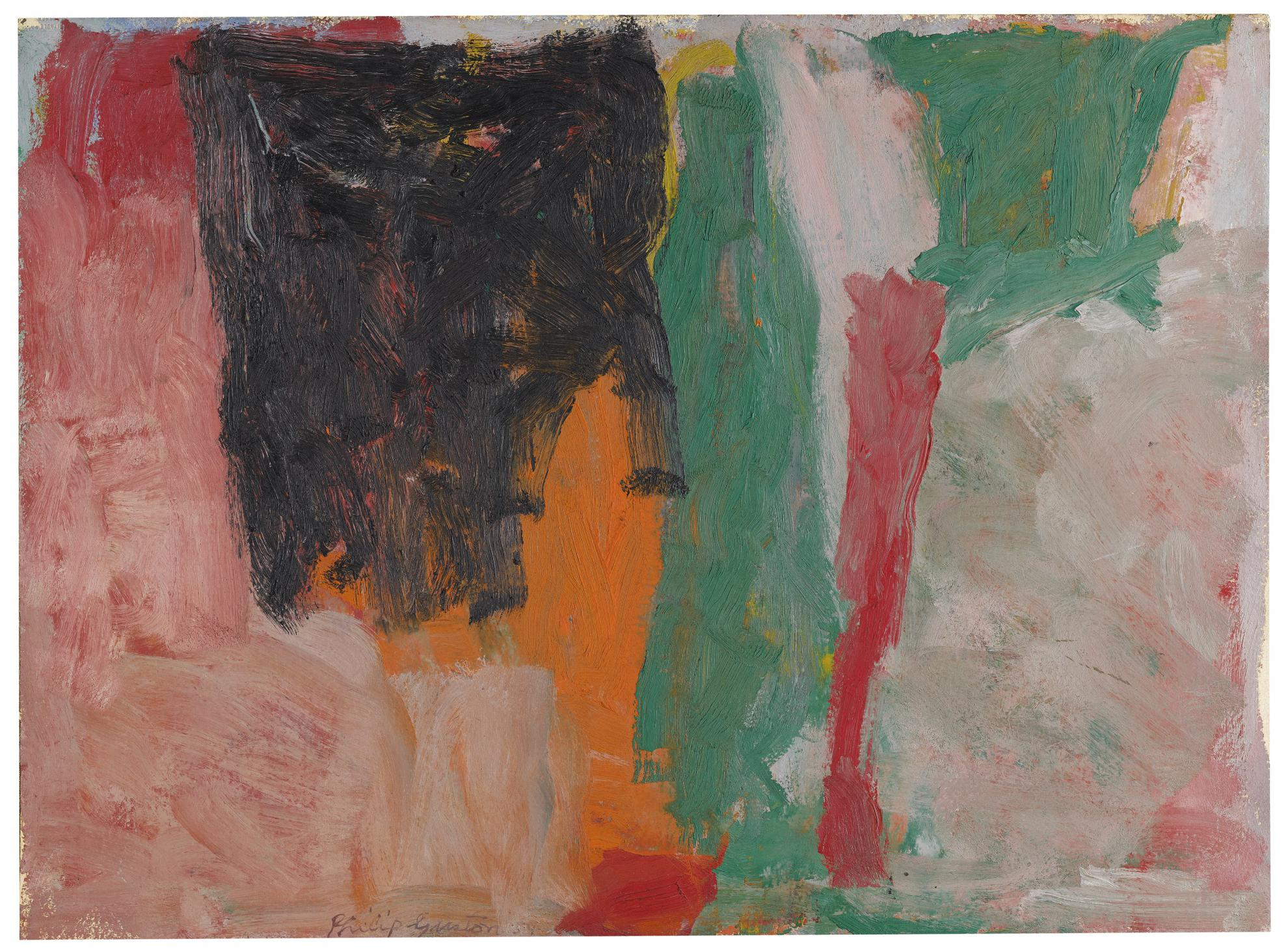 Philip Guston-Untitled-1959