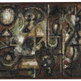 Richard Pousette-Dart-Oriental Lights-1945