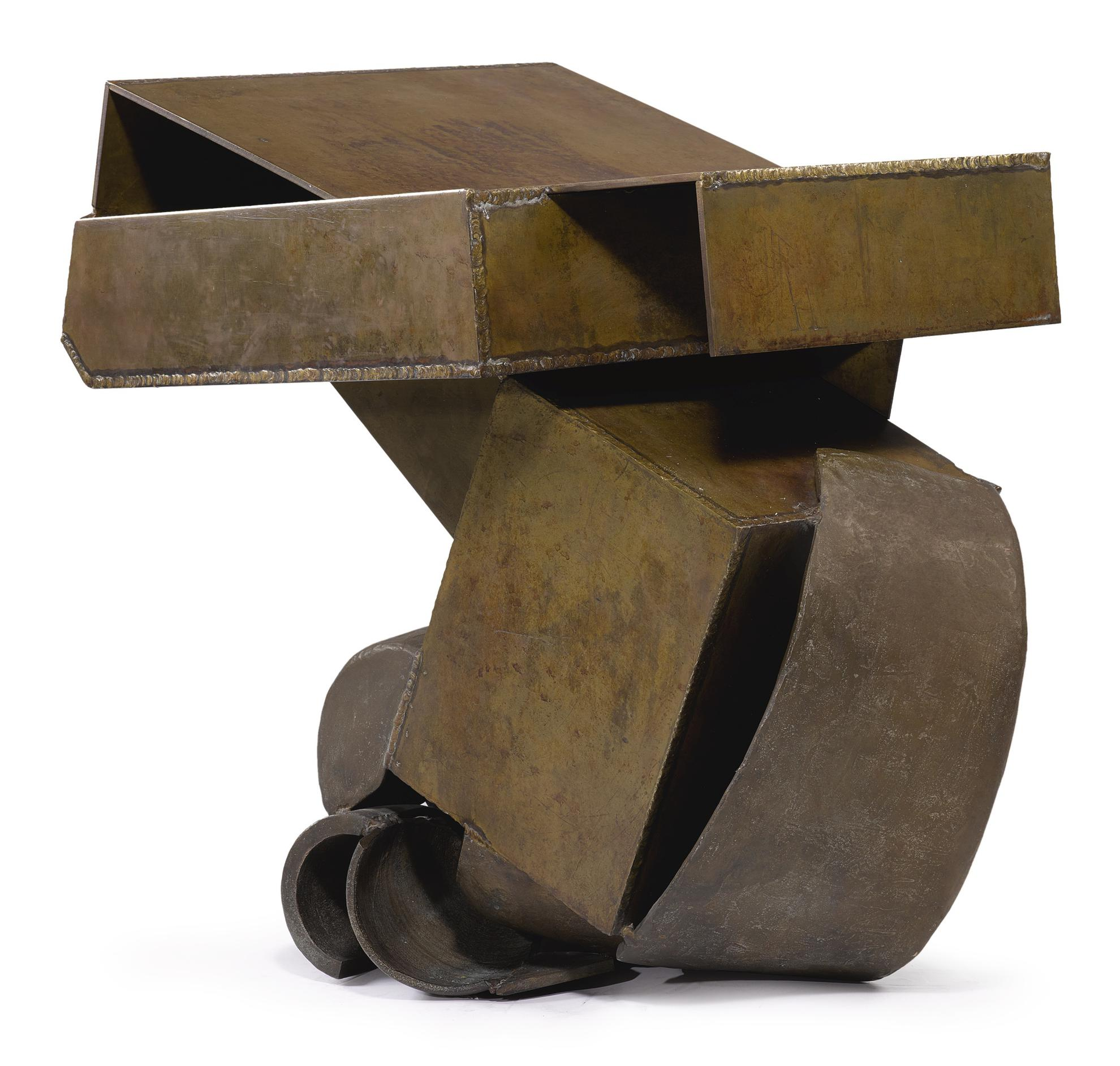 Anthony Caro-Half Way-1981