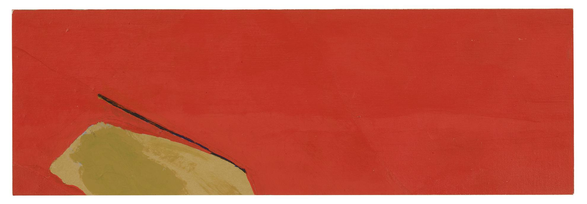 Robert Motherwell-The Disappearance Of Goyas Dog-1990