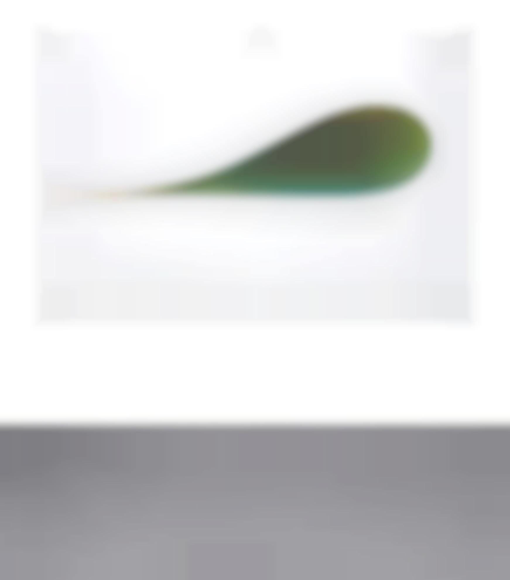 Wolfgang Tillmans-Paper Drop (Green) II-2011