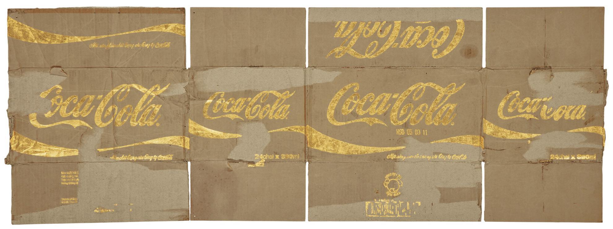Danh Vo-Coca-Cola-2011