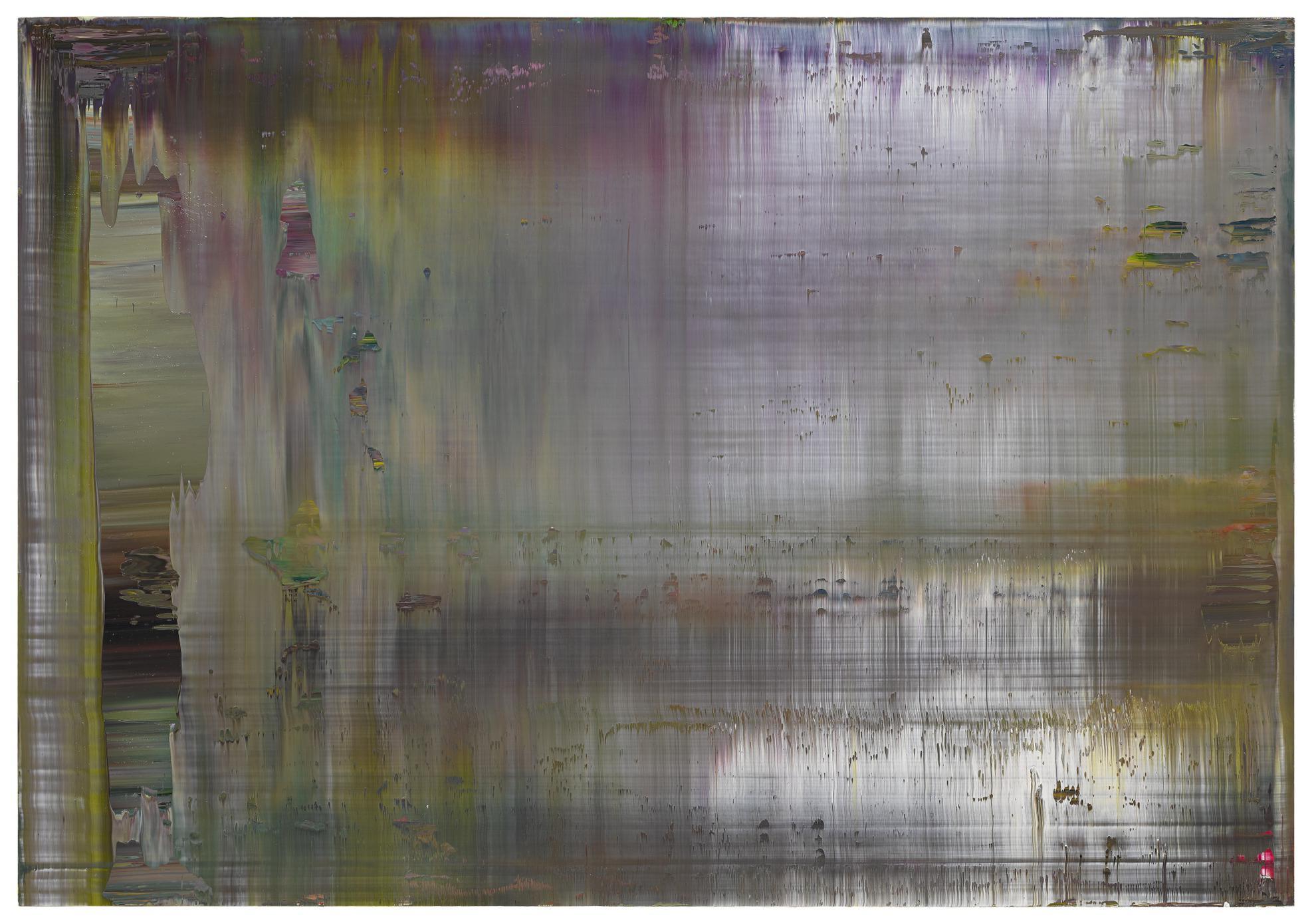 Gerhard Richter-Abstraktes Bild (840-6)-1997