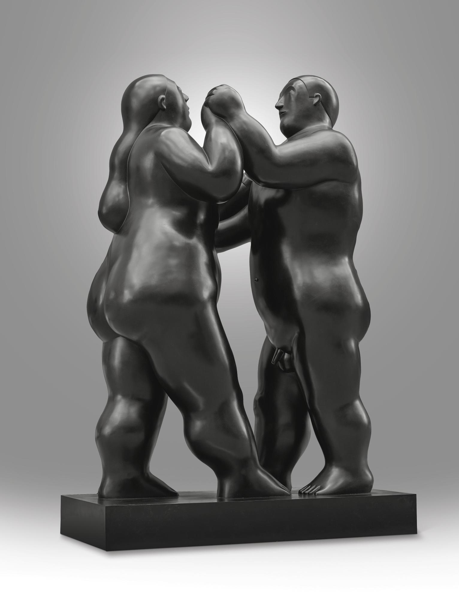 Fernando Botero-Dancers-2012