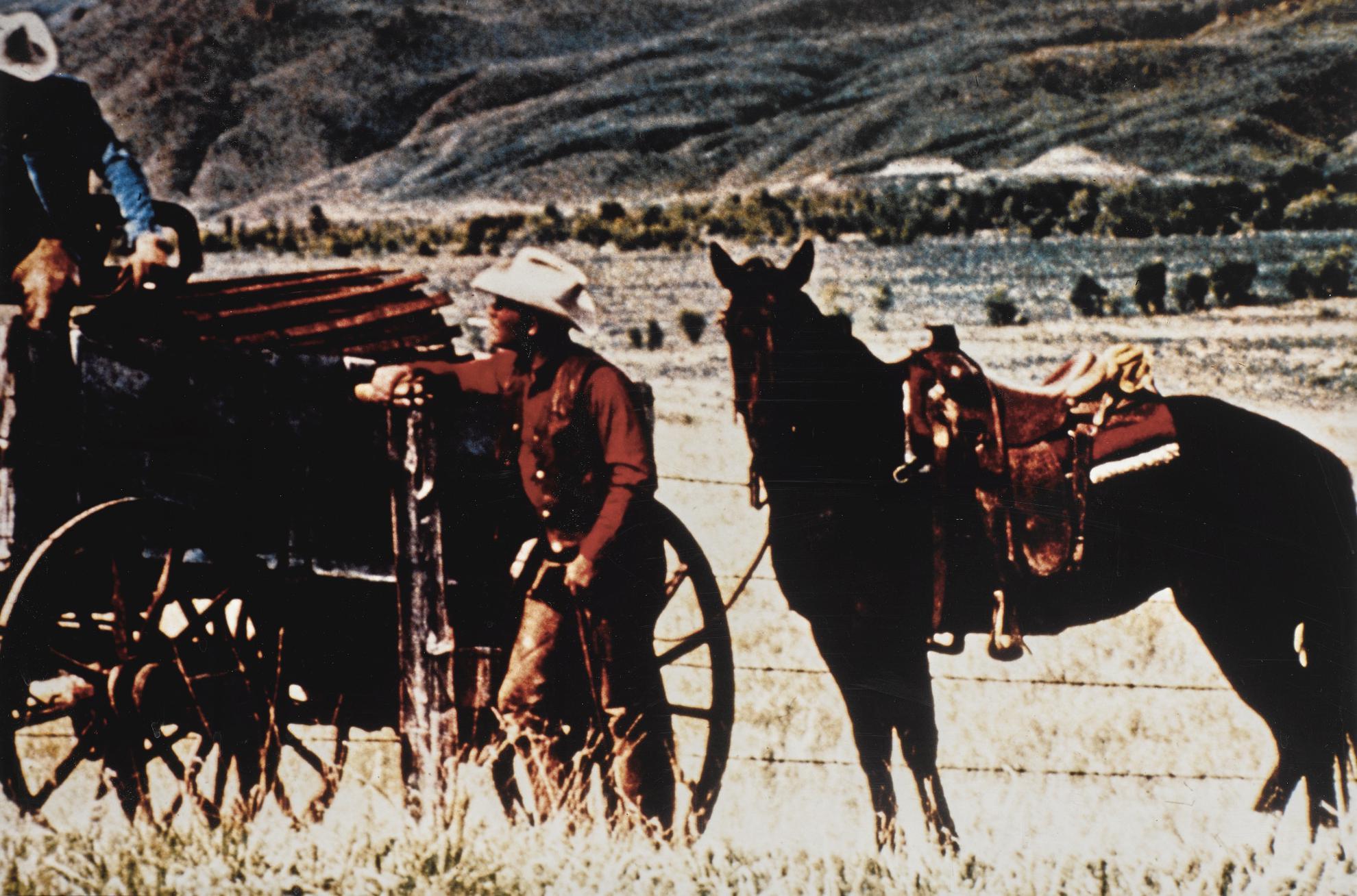 Richard Prince-Untitled (Cowboy)-1984