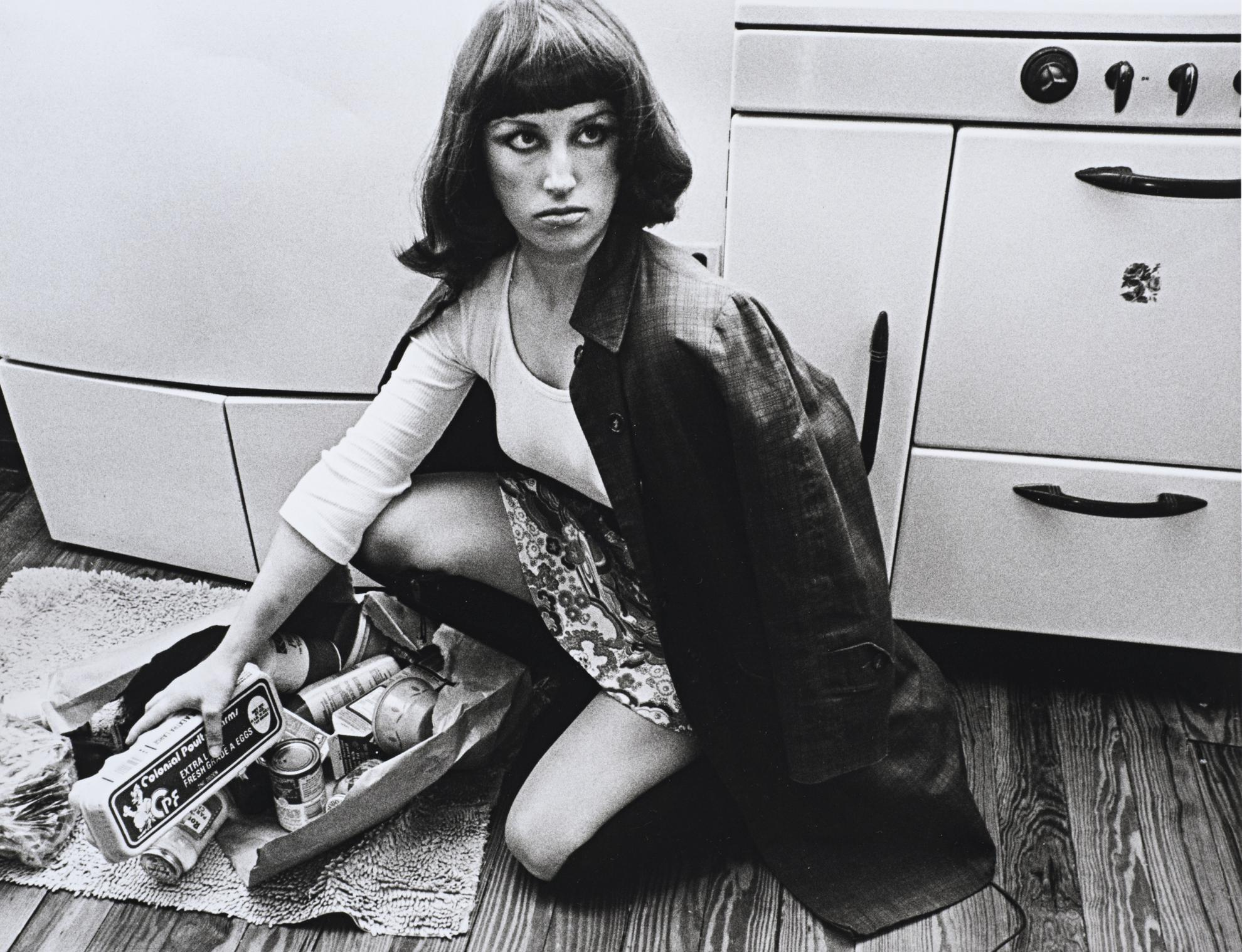 Cindy Sherman-Untitled Film Still #10-1978